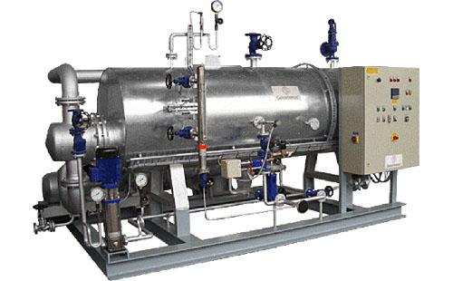 Dampfgenerator | GekaKonus | Hersteller von Thermalölerhitzer ...