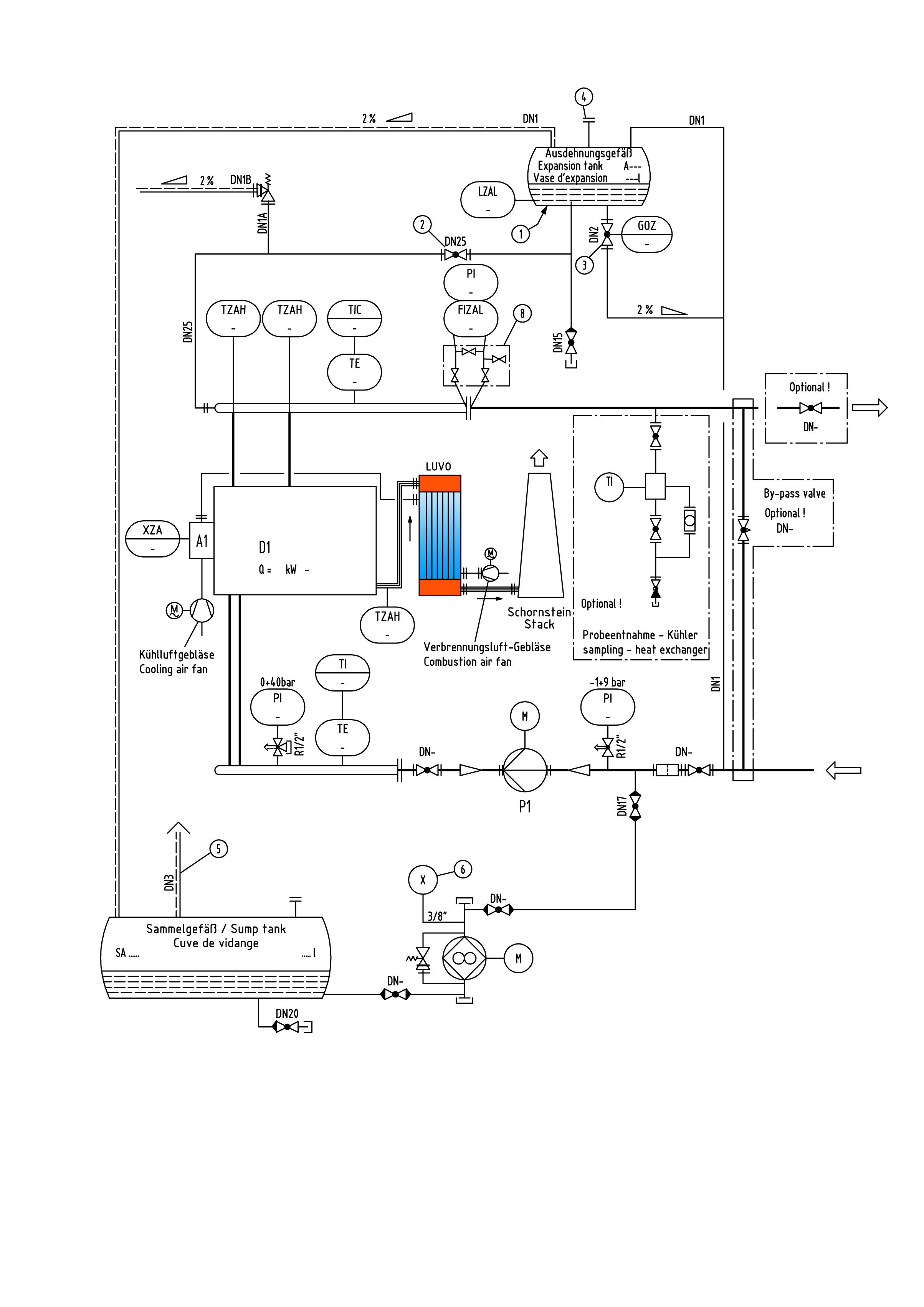 Wäremerückgewinnungssysteme | GekaKonus | Hersteller von ...